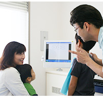 親子同伴診療