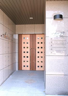 医院のご紹介 入り口~待合室