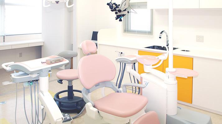 医院のご紹介 特別診察室